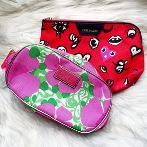 Estee Lauder Cosmetic Bags Lilly Pulitzer Quentin